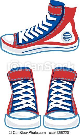 Zapatillas - csp48662201