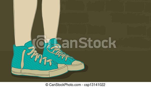 Sneakers - csp13141022