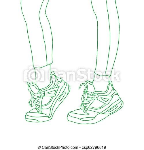 Zapatos deportivos - csp62796819