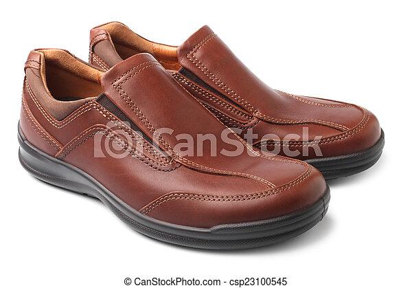Zapatos marrones - csp23100545